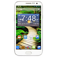 "B6000 5.7 "" Android 4.2 3G Smartphone (Dual SIM Quad Core 12 MP 1GB + 8 GB White)"