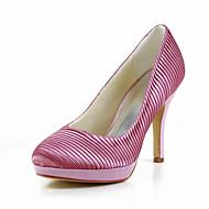 Women's Wedding Shoes Heels/Platform Heels Wedding Pink
