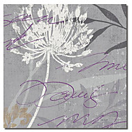 Stretched Canvas Art Floral my Love