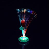 Kleurrijke LED knipperend lampje-set van 4