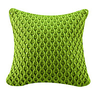Acrylic Pillow Cover , Solid Modern/Contemporary