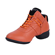 Fashion Unisex's Leather Upper Dance Sneakers(More Colors)