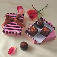 결혼 샘플러 초콜릿 촛불