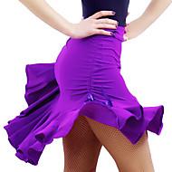Dancewear Viskos Latin Dance Skirt För damer (Fler färger)