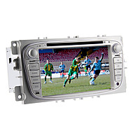 7 Inch 2 DIN In-Dash Car DVD player for Ford Focus 2011-2012 with GPS,BT,IPOD,RDS