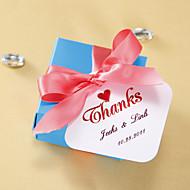 Favor personalizado Tags - Graças (conjunto de 36)