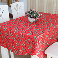 Noël Table Cloth Series, Polyester