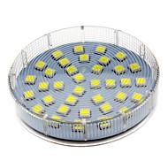 5W GX53 LED Spotlight 36 SMD 5050 280-350 lm Cool White AC 220-240 V