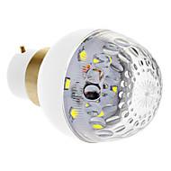 Pallolamput - Viileä valkoinen B22 W