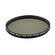 fotga® pro1-d 67mm ultra slank mc multi-coated CPL circulair polarisatiefilter lensfilter