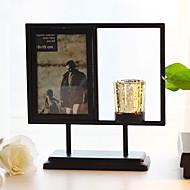 """10 """"H Modern Style Photo Frame Type Iron Votivní svíčka"""