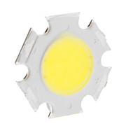 DIY 5W 420-500LM 300mA 6000K Cool White Light Integrated LED Module (15-17V)