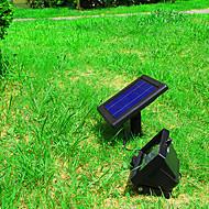 Energia Solar Ultra Brilhante 30 LED Luz de Foco de Jardim Branco Frio lâmpada (CIS-57217)