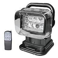 LED523 Strålkastare och sökarljus med fjärrkontroll 185x150x230 mm