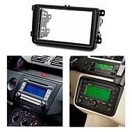 Radio Fascia Facia Trim Installera Kit för Volkswagen / Skoda / Seat