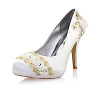 Women's Wedding Shoes Heels Heels Wedding Ivory