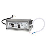 נהג LED Waterproof 100W 3000mA מקור כוח (AC-265V 176 / DC 27-37V)
