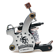 Bobinas duplas 8 Wraps Tattoo Machine Gun