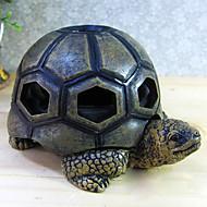 Cartoon Tortoise Polyresin Ashtray