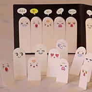 милый 200 страниц десять пальцев наклейка закладку памятки Sticky Notes колодки