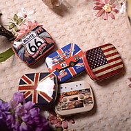 British Style Favor Tin - Set von 6 (Random Design)