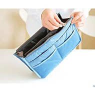 Simple Single Color Multi-functional Storage Bag