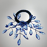 Blue Acrylic Napkin Ring
