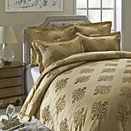 Floral Polyester Duvet Cover Sets