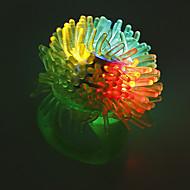 LED Flicker Flexible Glue Finger Ring