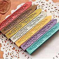 Diseño floral Lacre (más colores)