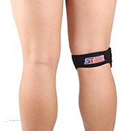 Patella Belted Adjustable Sports Knee Brace - Free Size