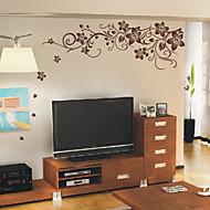 Fiori Piante Adesivo Wall Stickers