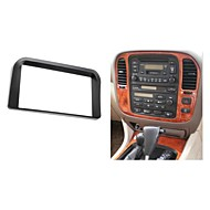 Kit d'installation radio fascia Facia Garniture pour LEXUS LX-470 1998-2002 TOYOTA LC-100 1998-2003