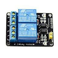 2 kanálový 5V na vysoké úrovni spouštěcí relé modul (pro Arduino) (pracuje s oficiální (pro Arduino) desky)