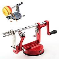 Multifunktionale Fruit Peeler Corer Cutter Machine, W22cm x L10.5cm x H14cm