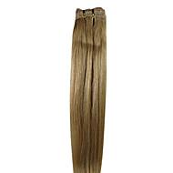 24inch 100% ανθρώπινα μαλλιά indian μαλλιά υφάδι μεταξένια ίσια 100g περισσότερα χρώματα Διαθέσιμες