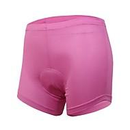 Arsuxeo® Cykel-indershorts Dame Cykel Åndbart Hurtigtørrende Anatomisk design 3D MåtteShorts Undertøj Undertøj Shorts Forede shorts