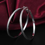 Hoop Earrings Women's Alloy Earring