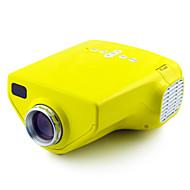 EJIALE® E03 LCD Mini projektor QVGA (320x240) 50 Lumens LED 4:3/16:9
