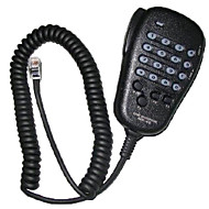 YAESU MH-48A6J käsimikrofoni Digital Painikkeet FT-7800R / FT-8800R / FT-8900R - Musta