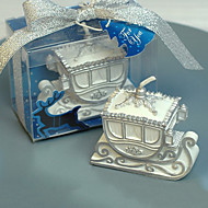 Sleigh Car Candle