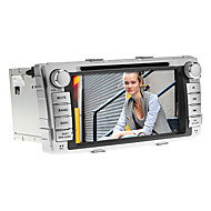 6.95inch 2 din in-dash auto speler voor Toyota Hilux 2012-2013 met gps, bt, ipod, rds, touch screen