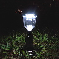 Antique Solar Lawn Light with 12 LEDs