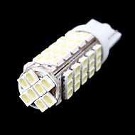68 1206 SMD LED Bil T10 W5W 194 927 161 Side Wedge Lampe pære