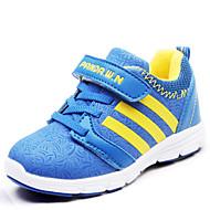 dw Frühjahr neue Jungen Baumwolle gepolstert saugfähigen Kinder Schuhe (royal blau)