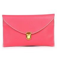 Damen PU Alltag Unterarmtaschen Weiß / Beige / Rosa / Blau / Grün / Gelb / Orange / Braun / Rot