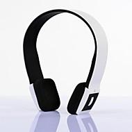 auriculares bluebooth 3.0 + EDR sobre el oído estéreo con micrófono para iPhone / iPad / samsung rdbh23