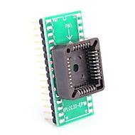 PLCC32-EP1M в DIP32 для MCU сиденья и IC модуль проверки сиденья адаптер