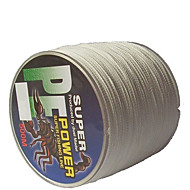 500M / 550 Yards Żyłka polietylenowa pleciona / Dyneema Vlasce Biały 70 lb / 80 lb / 100LB 0.4;0.45;0.5 mm NaSea Fishing / Wędkarstwo