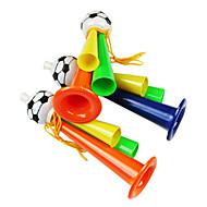 WM 2014 Drei U-Fans Jubeln Kunststoff Trompete (zufällige Farbe)